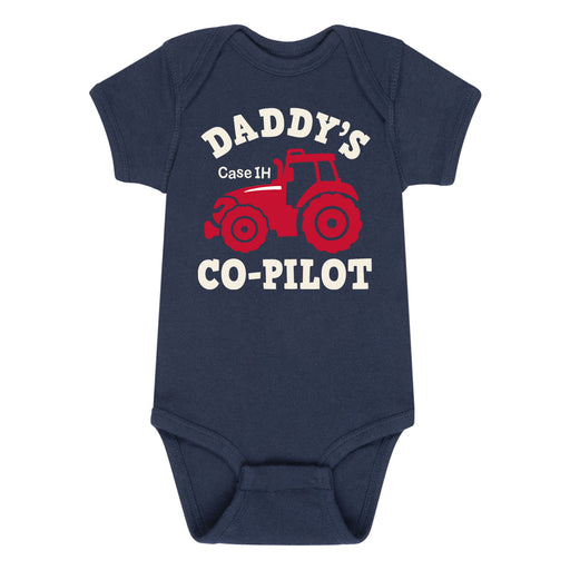 Daddys Co Pilot Infant One Piece