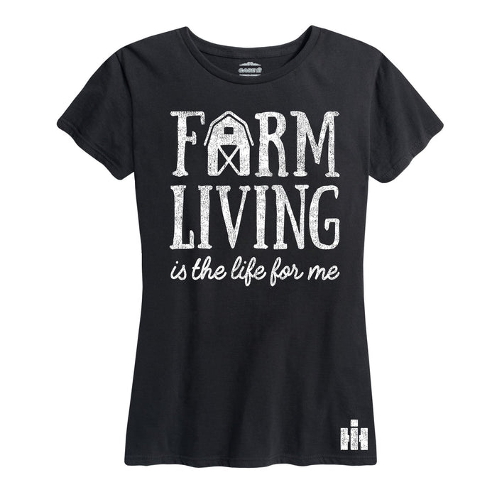 Farm Living Is The Life For Me - Women's Short Sleeve T-Shirt