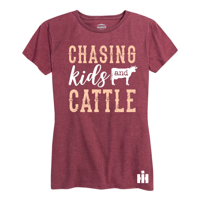Kids And Cattle International Harvester™ - Women's Short Sleeve T-Shirt