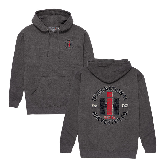 IH Co 02 USA Men's Pullover Hoodie