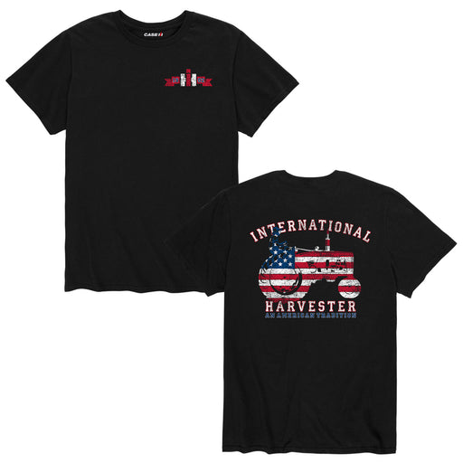 IH An American Tradition Men's Short Sleeve Tee