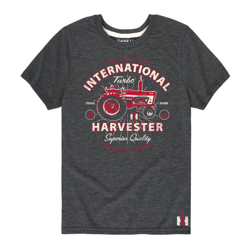 Turbo Tractor International Harvester™-Youth Short Sleeve T-Shirt