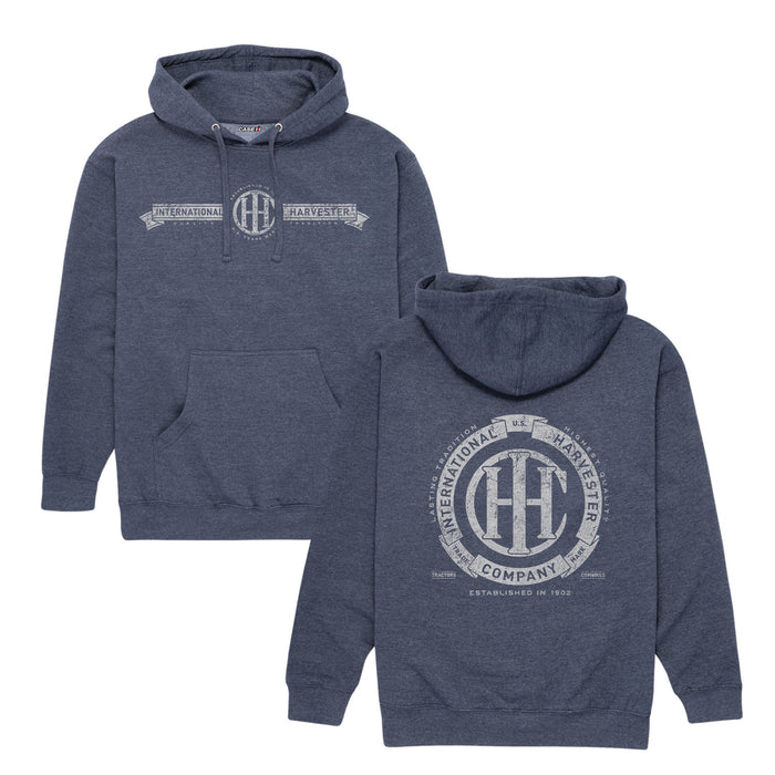 IHC Circle Banner Men's Pullover Hoodie