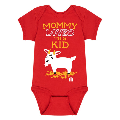 Mommy Loves This Kid IH - Infant One Piece