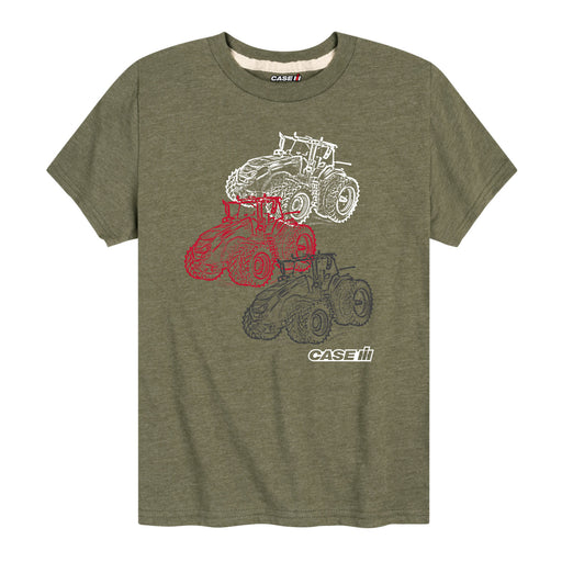 Magnum Multi Image Kids Short Sleeve Tee
