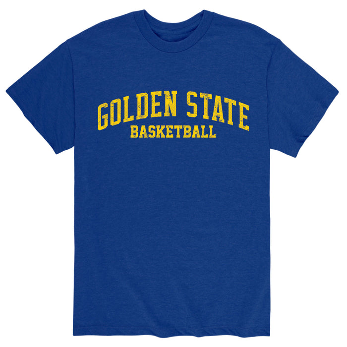 Golden State Basketball Adult Short Sleeve Tee