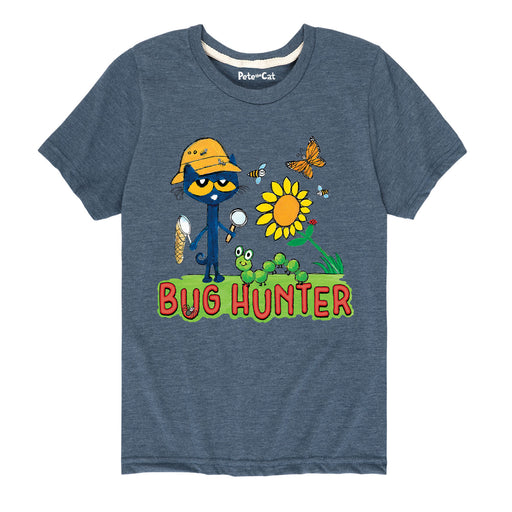 Ptc Bug Hunter Kids Short Sleeve Tee