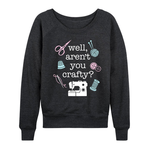 Well Aren't You Crafty - Women's Slouchy