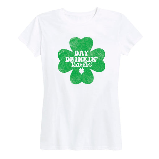 Day Drinkin' Darlin' - Women's Short Sleeve T-Shirt