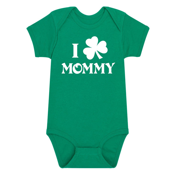 Shamrock Mommy - Infant One Piece