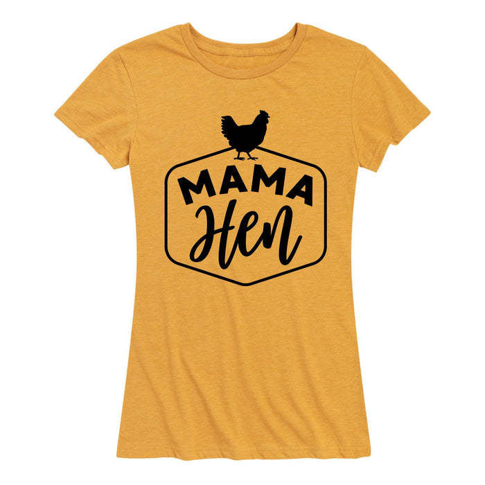 Mama Hen - Women's Short Sleeve T-Shirt