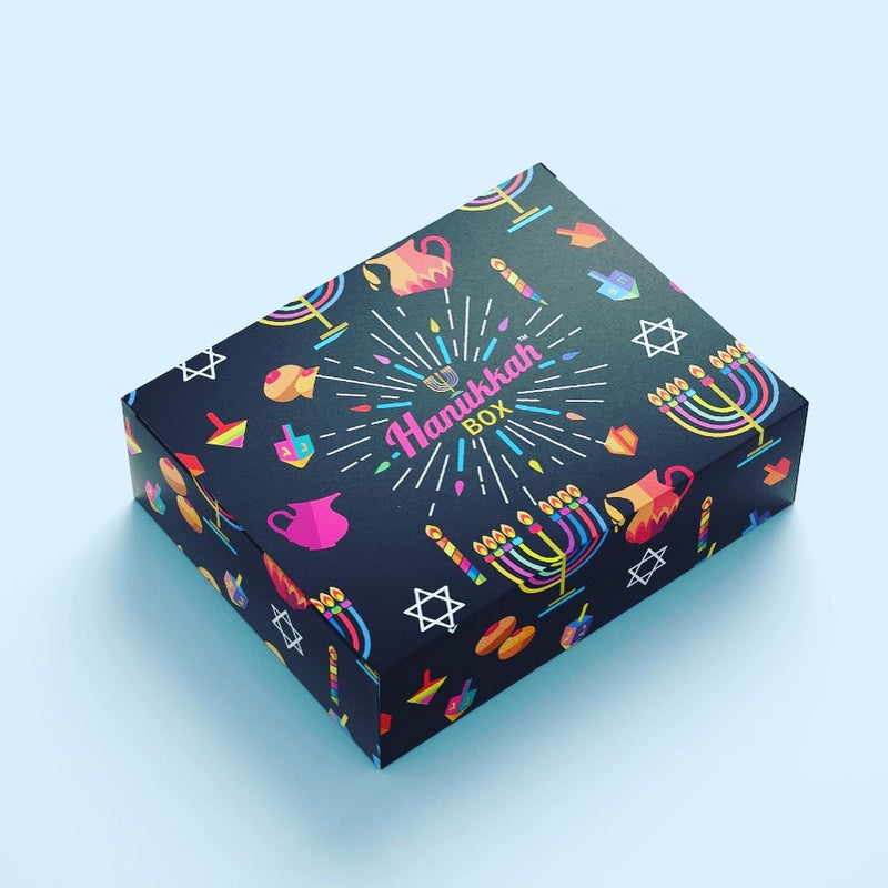 Hanukkah Box™ - The Perfect Chanukah Gift Box