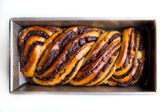 Chocolate Babka Roll