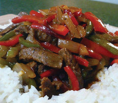 KosherBox® - Beef Pepper Steak