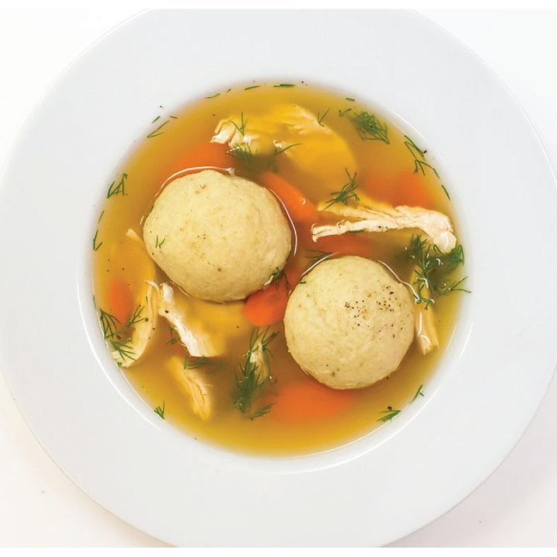KosherBox® Passover Meal: Chicken Soup with Matzah Balls
