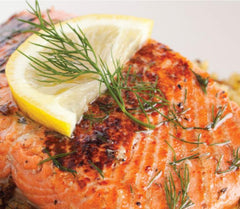KosherBox® - Grilled Salmon Fillet