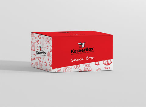 KosherBox® - Monthly Kosher Snack Box Subscription