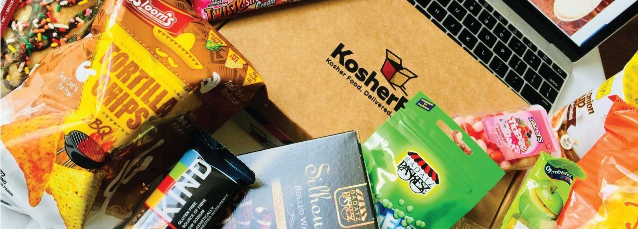 KosherBox Monthly Subscription Box