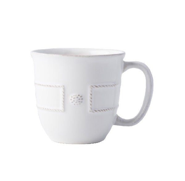 Berry & Thread French Panel Whitewash Cofftea Cup