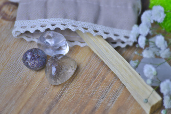 Capricorn Zodiac Crystal Set | Astrology Stone | Natural Gemstone Sacred Soul Stones