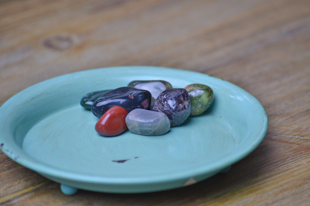 Lower Chakra Crystals for Grounding & Protection | Natural Tumbled Stones Sacred Soul Stones