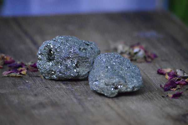 Pyrite Sacred Soul Stones