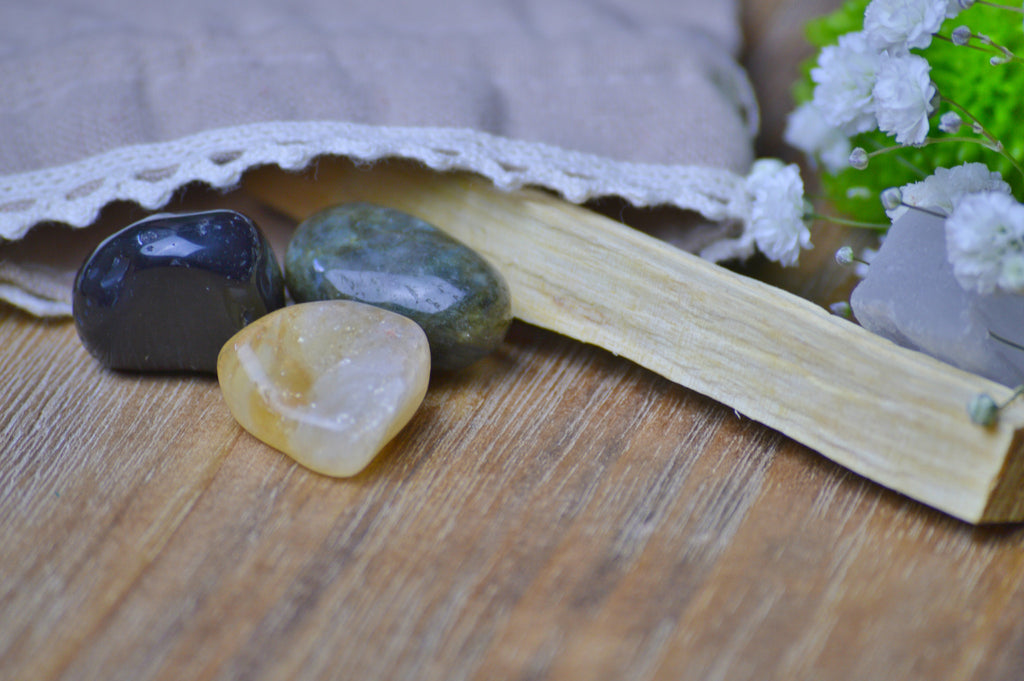 Sagittarius Zodiac Crystal Set | Astrology Stone | Natural Gemstone Sacred Soul Stones