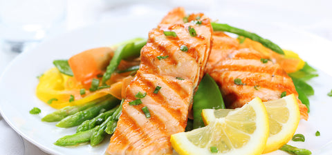 Seafood Online Salmon