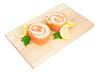 SALMON PINWHEELS 6oz IMITATION CRAB 2pc FROZEN