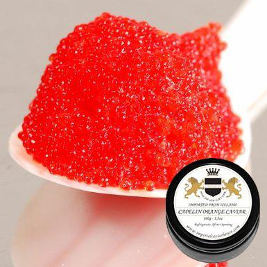 CAPELIN ROE RED 50g