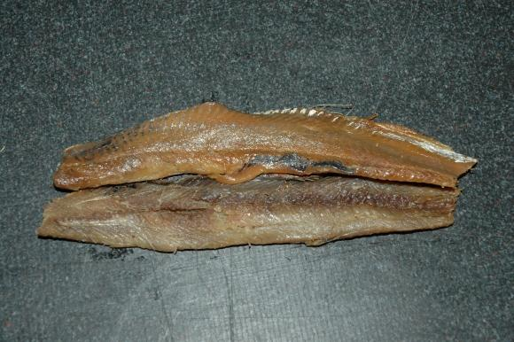SMOKED HERRING FILLET DIGBY'S BY LB FRESH
