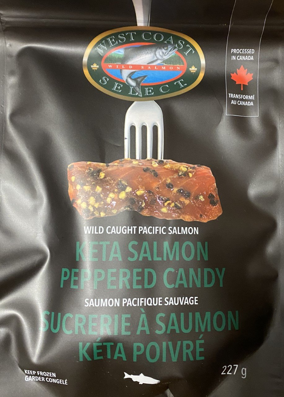 SMOKED INDIAN CANDY WILD 227g