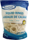 SQUID RINGS 10-12mmW 3-7cmD BY THE CASE 16 LB