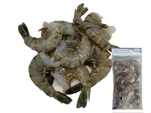 SHRIMP SHELL-ON EASY PEEL 02-4 *BT 454g EA