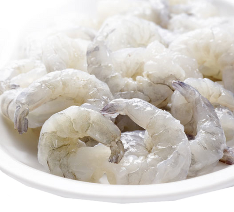 SHRIMP PEELED & DEVEINED TAIL-OFF 31-40 WT 454g