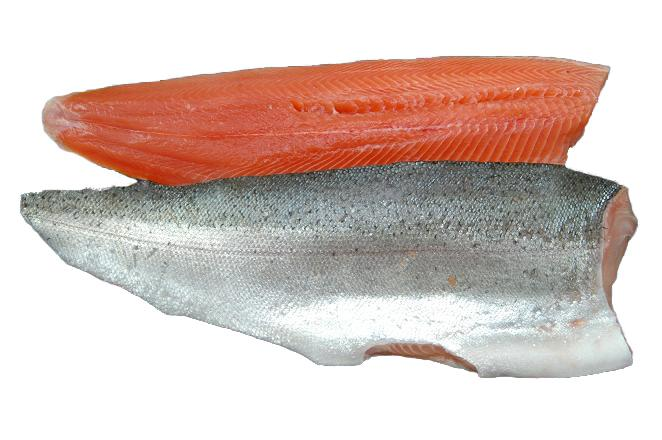 RAINBOW TROUT FILLET BY LB