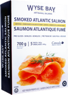 SMOKED SALMON CANADIAN ATL 5x140g FROZEN