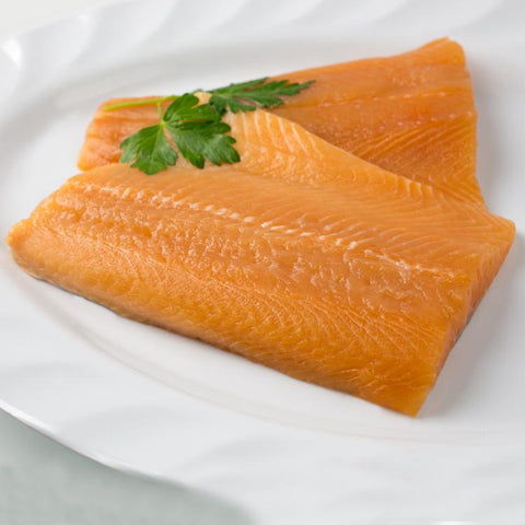 ARCTIC CHAR 5-6oz PORTIONS BY THE CASE 10 LB