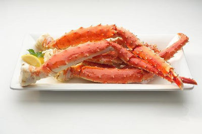 KING CRAB LEGS EXTRA LARGE WHOLE BY PC FROZEN