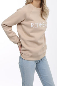 Redhead Pullover