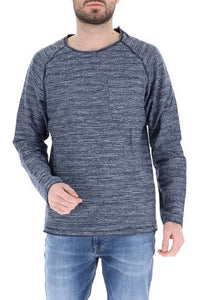 Terry Knit Pullover