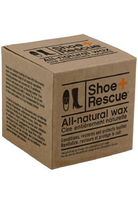 Shoe Wax w/ Cloth