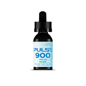 Pulse CBD 900mg +MCT Oil - Full Spectrum 15ml