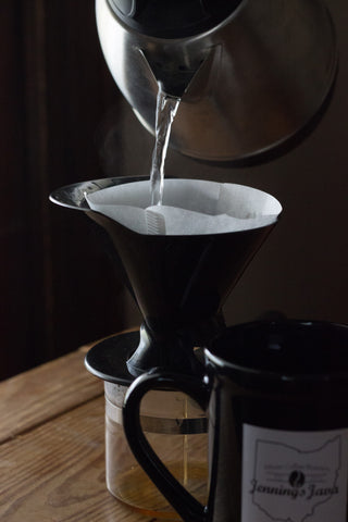 The Pour Over (Brewing Method)