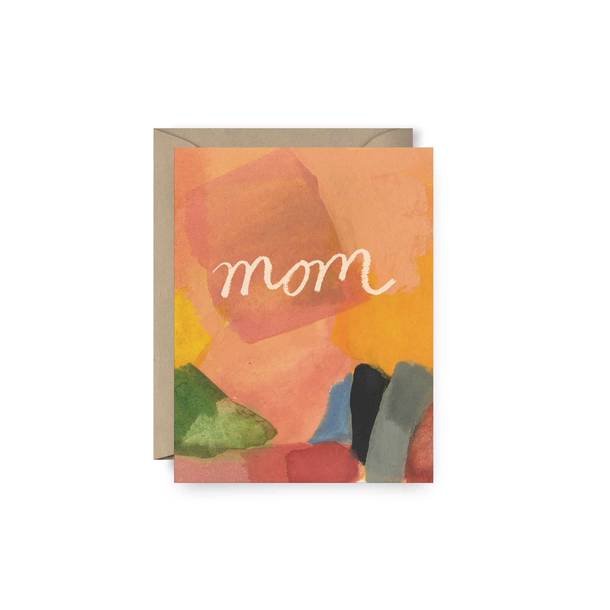 Mother's Day 'Mom' Card