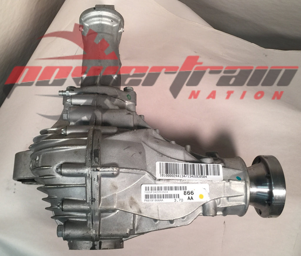 68191866AA Mopar Front Axle Differential