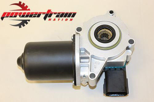 ReTech UMM1144 Remanufactured Transfer Case Motor