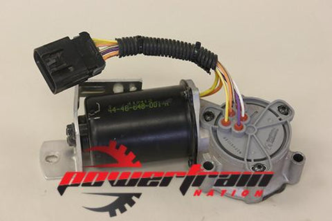 ReTech UMM4482 Remanufactured Transfer Case Motor