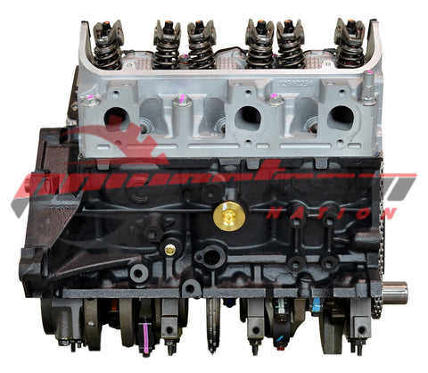 Chevrolet Pontiac Engine DCWH 207 3.4L