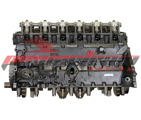 Ford Mercury Engine DF04 250 4.1L